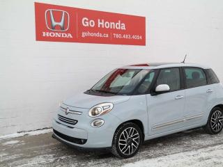 Used 2014 Fiat 500 L Lounge for sale in Edmonton, AB
