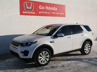 Used 2016 Land Rover Discovery Sport SE for sale in Edmonton, AB