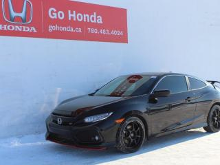 Used 2019 Honda Civic Si Coupe 2dr FWD Coupe for sale in Edmonton, AB