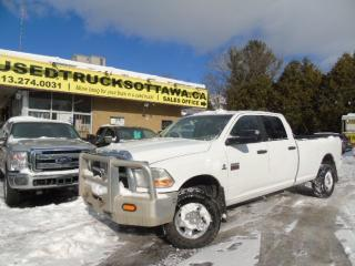 Used 2012 RAM 2500 SLT for sale in Ottawa, ON