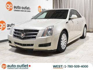 Used 2011 Cadillac CTS Sedan LEATHER, PANORAMIC ROOF, HEATED SEATS for sale in Edmonton, AB