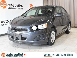 Used 2015 Chevrolet Sonic LT; Auto, Heated Seats, Remote Start! for sale in Edmonton, AB
