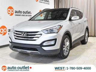 Used 2014 Hyundai Santa Fe Sport Limited AWD; Pano roof, Heated/Cooled Seats, Nav, Push Start! for sale in Edmonton, AB