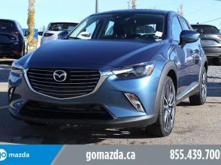 New 2019 Mazda CX-3 GT for sale in Edmonton, AB