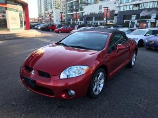 Used 2008 Mitsubishi Eclipse GS for sale in Richmond, BC
