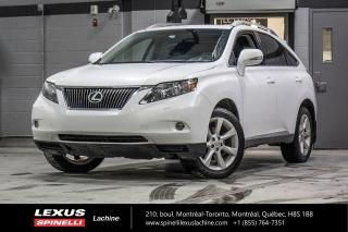 Used 2010 Lexus RX 350 Touring Awd; Cuir for sale in Lachine, QC
