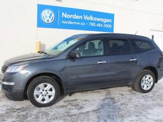 Used 2014 Chevrolet Traverse LS AWD for sale in Edmonton, AB