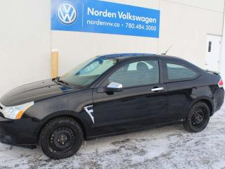 Used 2008 Ford Focus SES - WINTER TIRES / BLUETOOTH / PWR OPTIONS PKG for sale in Edmonton, AB