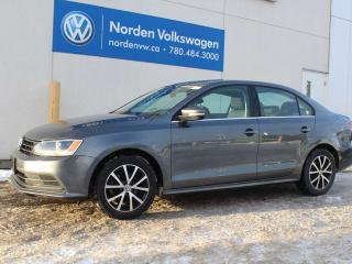 Used 2016 Volkswagen Jetta Sedan 1.8T COMFORTLINE - SUNROOF / HEATED SEATS / VW CERTIFIED for sale in Edmonton, AB