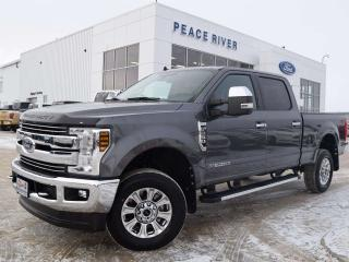 New 2019 Ford F-250 Super Duty SRW Lariat 4x4 SD Crew Cab 160.0 in. WB for sale in Peace River, AB