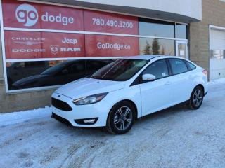 Used 2017 Ford Focus SE HEATED WHEEL SEATS BACK UP CAMERA for sale in Edmonton, AB