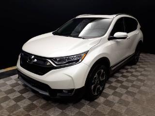 Used 2018 Honda CR-V TOUR for sale in Edmonton, AB