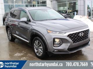 Used 2019 Hyundai Santa Fe PREF/AWD/BSD/PUSHSTART/BACKUPCAM/COLLISONAVOIDANCE for sale in Edmonton, AB