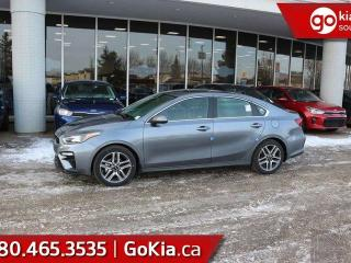 New 2019 Kia Forte EX+; HEATED SEATS, BACKUP CAMERA, BLUETOOTH, A/C, ALLOY RIMS for sale in Edmonton, AB