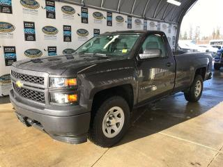Used 2014 Chevrolet Silverado 1500 Work Truck w/1WT for sale in Campbell River, BC