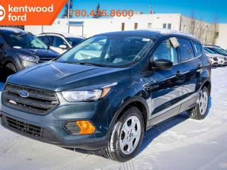 New 2019 Ford Escape S 100A FWD, 2.5L ENGINE, 5-PASSENGER, SYNC VOICE ACTIVATED SYSTEM, REVERSE CAMERA SYSTEM, REMOTE KEYLESS ENTRY for sale in Edmonton, AB
