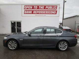 Used 2016 BMW 5 Series 528I X DRIVE for sale in Toronto, ON