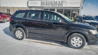Used 2012 Dodge Journey SE Plus for sale in Mono, ON