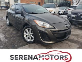 Used 2010 Mazda MAZDA3 GS   MANUAL   BLUETOOTH   LOW KM for sale in Mississauga, ON