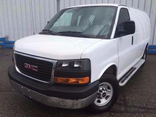 Used 2017 GMC Savana 2500 Cargo for sale in Kitchener, ON