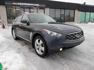 Used 2011 Infiniti FX35 **NAVIGATION/GPS** for sale in St-Hubert, QC