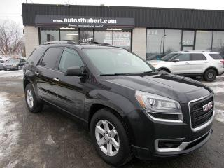 Used 2013 GMC Acadia SLE AWD for sale in St-Hubert, QC