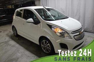 Used 2015 Chevrolet Spark EV 1LT (MAGS,BLUETOOTH,SIEGES CHAUFFANTS) for sale in St-Constant, QC