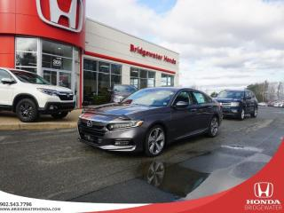 Used 2018 Honda Accord Touring -  LOW KMs - for sale in Bridgewater, NS