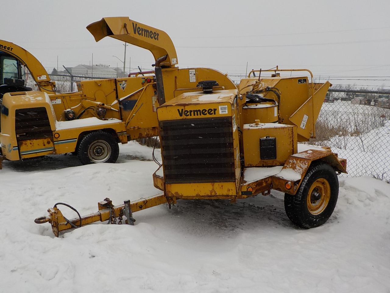 Used 2000 VERMEER BC1250 CHIPPER for Sale in Innisfil