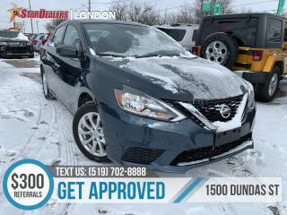 Used 2017 Nissan Sentra 1.8 SV | 1OWNER | ROOF | CAM | HEATED SEATS for sale in London, ON