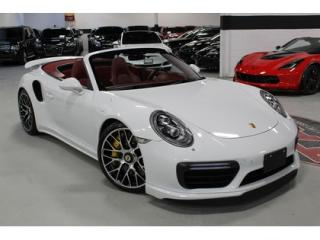 Used 2017 Porsche 911 Turbo S   PDK   FULLY LOADED for sale in Vaughan, ON