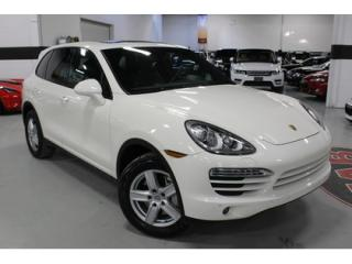 Used 2011 Porsche Cayenne S   CLEAN CARPROOF   FULLY LOADED for sale in Vaughan, ON
