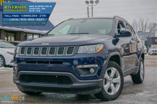 Used 2018 Jeep Compass Latitude for sale in Guelph, ON