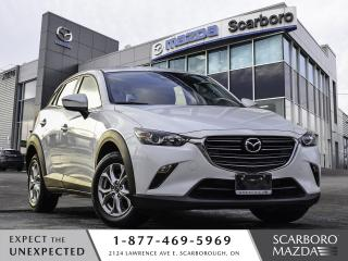 Used 2019 Mazda CX-3 0.99%FINANCE|GS|AWD|1 OWNER|CLEAN CARFAX for sale in Scarborough, ON