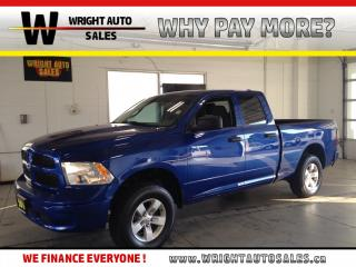 Used 2016 RAM 1500 ST|4WD|KEYLESS ENTRY|51,602 KMS for sale in Cambridge, ON