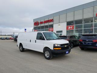 Used 2018 Chevrolet Express 2500 Work Van | Extended Cargo 135 | 4.3L V6 | for sale in Stratford, ON
