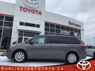 Used 2015 Toyota Sienna XLE ALL WHEEL DRIVE for sale in Burlington, ON