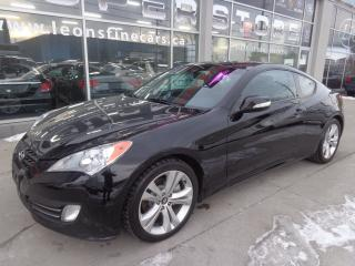 Used 2010 Hyundai Genesis Coupe 3.8 GT Leather Sunroof for sale in Etobicoke, ON