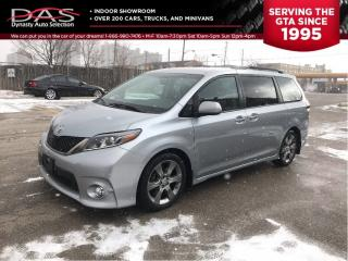 Used 2015 Toyota Sienna SE NAVIGATION/POWER DOORS/REAR CAMERA for sale in North York, ON