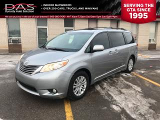 Used 2011 Toyota Sienna XLE LEATHER/SUNROOF/POWER DOORS for sale in North York, ON