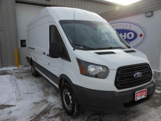 Used 2018 Ford Transit Connect HI ROOF Van|BACK UP CAM|Sliding Pass-Side Door for sale in Kitchener, ON