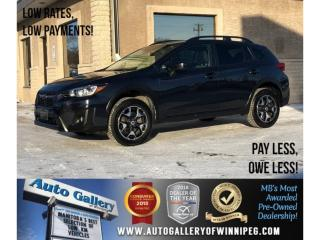 Used 2018 Subaru XV Crosstrek Touring for sale in Winnipeg, MB