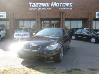 Used 2007 BMW 5 Series 550I | MSPORT | LEATHER | SUNROOF | HEATED SEATS | for sale in Mississauga, ON