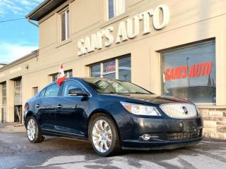 Used 2011 Buick LaCrosse 4dr Sdn CXS FWD for sale in Hamilton, ON