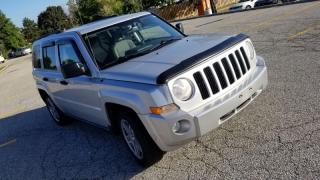 Used 2007 Jeep Patriot 4WD 4dr Sport for sale in Mississauga, ON