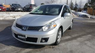 Used 2008 Nissan Versa 5dr HB I4 1.8 for sale in Mississauga, ON