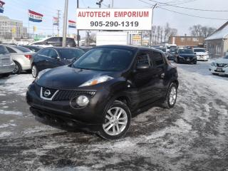 Used 2012 Nissan Juke SV AWD All Power/Bluetooth/Alloys&GPS* for sale in Mississauga, ON