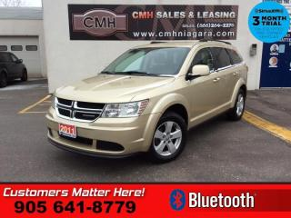 Used 2011 Dodge Journey Canada Value Package  5-PASS ROOF-RACK 17'