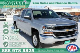 Used 2018 Chevrolet Silverado 1500 LT w/Mfg Warranty, 4x4 for sale in Saskatoon, SK