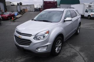 Used 2017 Chevrolet Equinox LT AWD for sale in Burnaby, BC